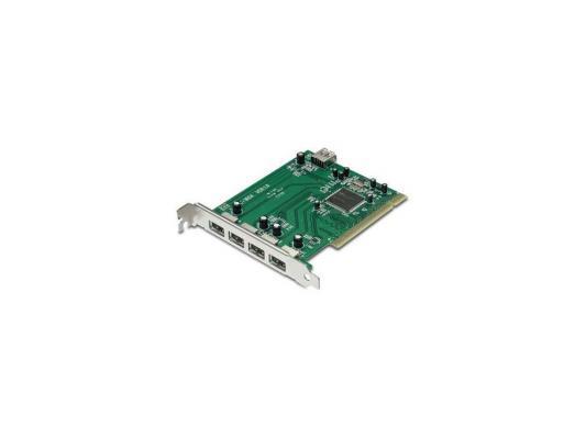 Концентратор USB Trendnet TU2-H5PI 5-ти портовый хост-адаптер PCI-USB 2,0