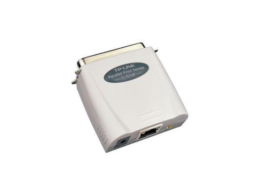 ПринтСервер TP-Link TL-PS110P tp link tl wn851n 300m беспроводная pci карта