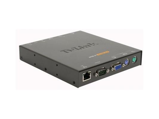 KVM-переключатель D-Link DKVM-IP1/E 1-PORT 10/100MBPS KVM