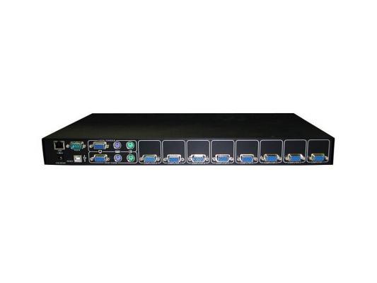 KVM-переключатель D-Link DKVM-IP8   8-портовый KVM over IP-переключатель ip телефон d link dph 400se e f2