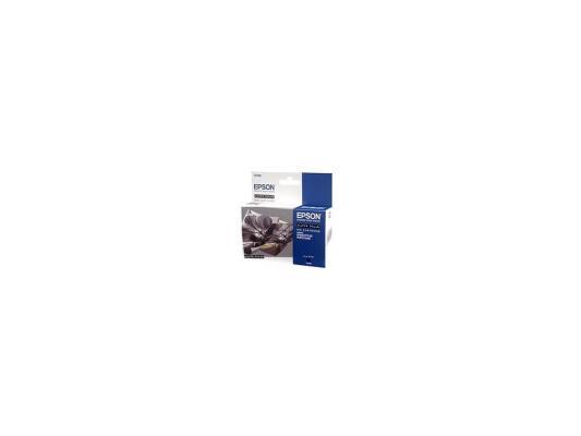 цена Картридж Epson Original T059840 (черный матовый) для Stylus Photo R2400 онлайн в 2017 году