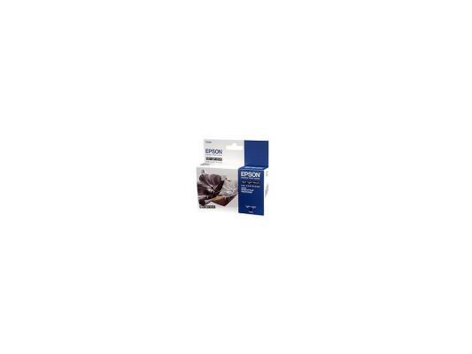цена Картридж Epson Original T059940 (светло-серый) для Stylus Photo R2400 онлайн в 2017 году