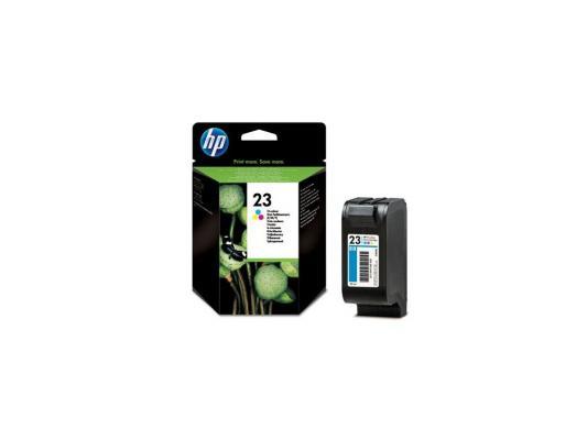 Картридж HP C1823D (№23) цветной DJ710/815/880/890/895сxi/1120/1125 картридж hp 23 c1823d