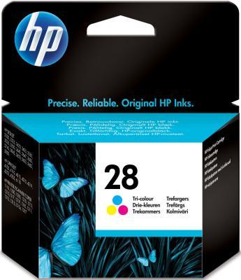 Картридж HP C8728AE (№28) цветной DJ3325/3420 картридж hp 17 многоцветный [c6625a]