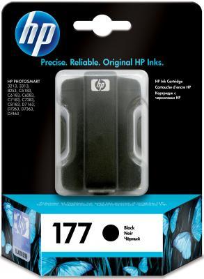 Картридж HP C8721HE (№177) черный PSM8253 картридж hp c8721he 177 черный psm8253