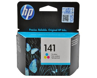 Картридж HP CB337HE (№141) цветной OJ5783