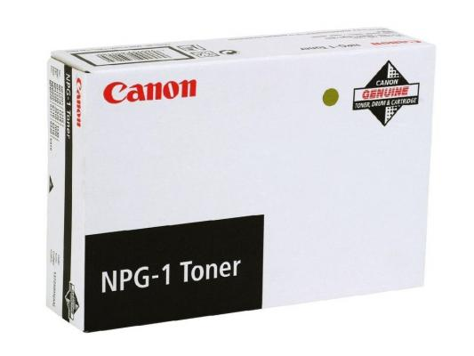 Тонер-картридж Canon Original NPG-1 (для NP-1215/6216, 4 тубы )