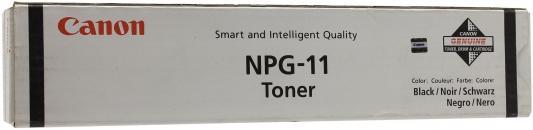 Тонер Canon Original NPG-11 NP-6012/6112 принтер canon i sensys colour lbp653cdw лазерный цвет белый [1476c006]