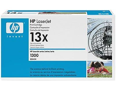 Тонер-картридж HP Q2613X (LJ1300) hp hp 650a черный картридж лазерный стандартная черный