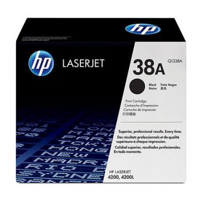Тонер-картридж HP Q1338A (LJ4200) hp c4129x черный картридж лазерный тонер картридж повышенная черный