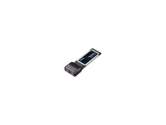 Контроллер D-LINK DUB-1320 USB 3.0 ExpressCard
