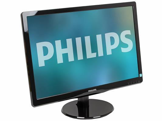 Монитор 22 Philips 220V4LSB/01 монитор жк philips 220v4lsb 00 01 22 черный
