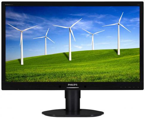 "Монитор 24"" Philips 241B4LPYCB/00 монитор philips 275p4vykeb 00"