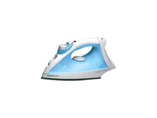 Утюг Supra IS-2740 1400Вт белый голубой