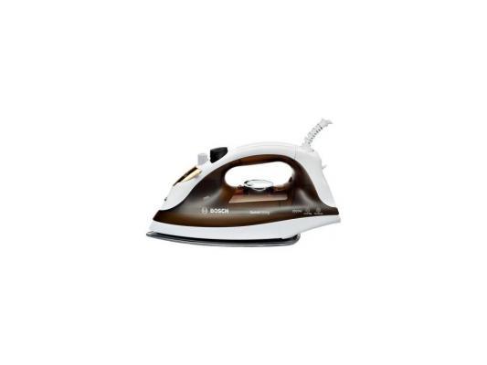 Утюг Bosch TDA 2360 2000Вт белый коричневый утюг bosch tda 2360
