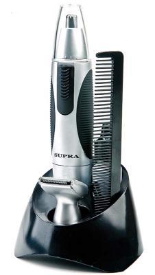Триммер Supra NTS-102 серебристый