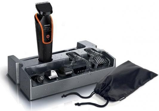 Купить со скидкой Машинка для стрижки волос Philips QG3340/16 чёрный