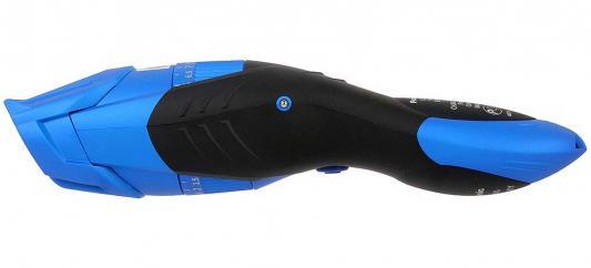 Машинка для стрижки бороды Panasonic ER-GB40-A520 синий чёрный