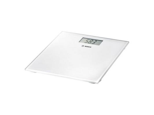 Весы напольные Bosch PPW 3300 белый bosch ppw 3300