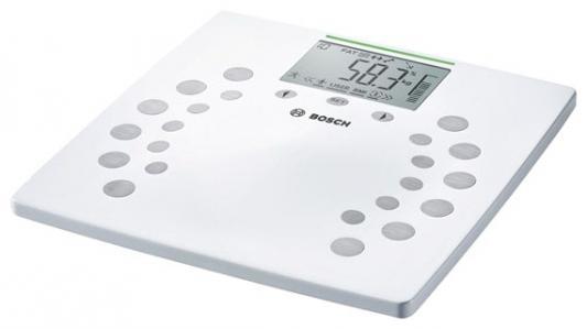 Весы напольные Bosch PPW2360 белый