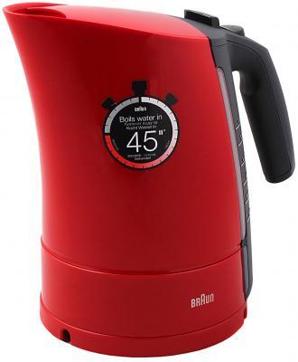 Чайник Braun WK 300 2200 Вт (красн)