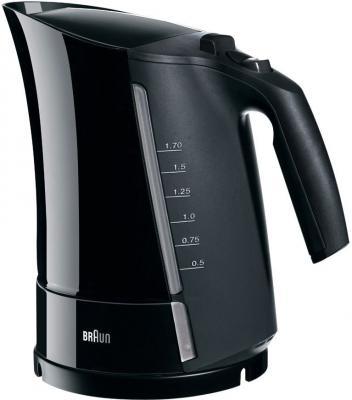 все цены на Чайник Braun WK 300 2200 Вт (чер) онлайн