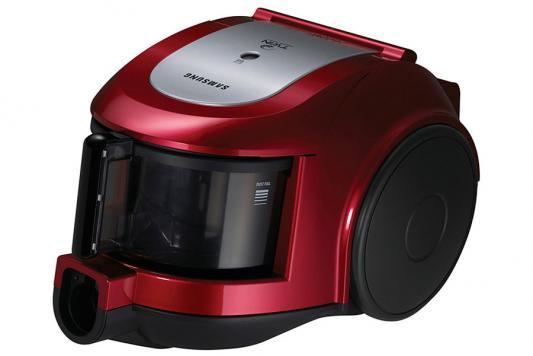 Пылесос Samsung SC-6573 сухая уборка красный