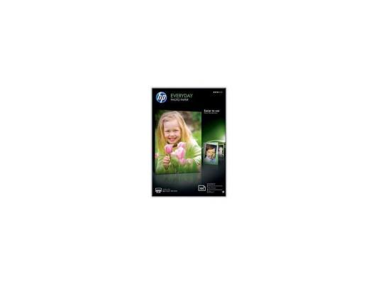 Фотобумага HP (CR757A) глянцевая для повседневного использования — 100 листов/10 x 15 см (CR757A) moe l