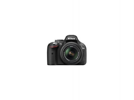 Зеркальный фотоаппарат Nikon D5200 body black (VBA350AE)