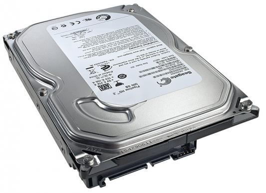 3.5'' Жесткий диск 500Gb Seagate Original (ST3500312CS) SATA II<5900rpm, 8Mb>