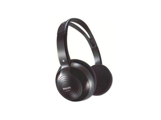 Наушники Philips SHC1300 черный philips shc1300