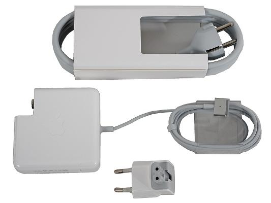 Зарядный блок питания Apple MagSafe 2 Power Adapter - 60W (MacBook Pro 13-inch with Retina display) MD565z/a 4pc lot dr ms07 220v stainless steel dual 60w ultrasonic cleaner machine with display for jewelry glasses circuit board