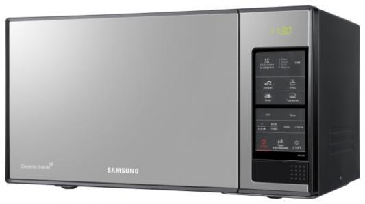 СВЧ Samsung ME-83XR/BWT 850 Вт серебристый