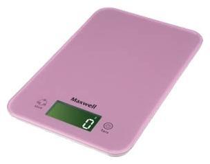 Весы кухонные Maxwell MW-1456(VT) розовый