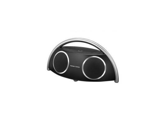 Акустическая система Harman Kardon GO + PLAY Wireless Black (HKGOPLAYWRLBLKEUl)  GO + PLAY Wireless