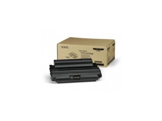Тонер-картридж Xerox 106R01415 black (10000 стр.) для Phaser 3435 nv print 106r01415 black тонер картридж для xerox phaser 3435 3435dn