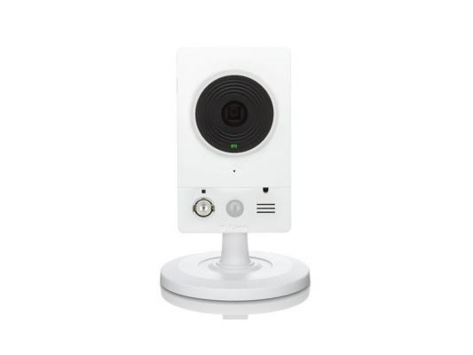 """Камера IP D-Link DCS-2132L CMOS 1/4"""" 1280 x 800 H.264 MJPEG MPEG-4 RJ-45 LAN Wi-Fi белый"""