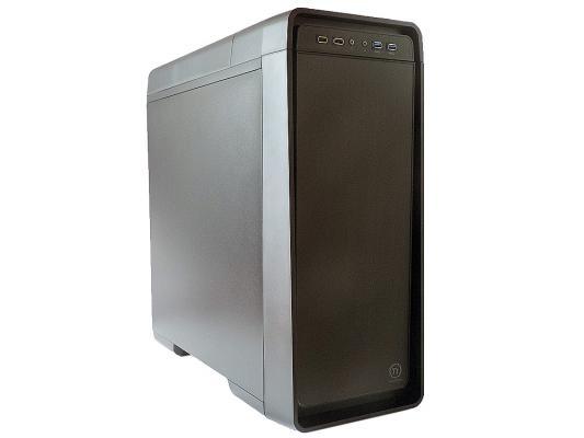 Корпус ATX Thermaltake Versa H21 Без БП чёрный CA-1B2-00-M1NN-00