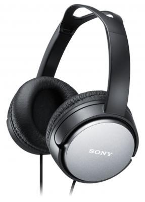 цена на Наушники полноразмерные накладные Sony MDR-XD150B, цвет черный