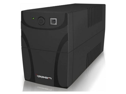 Источник бесперебойного питания Ippon Back Power Pro 500