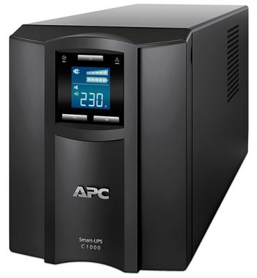ИБП APC SMART 1000VA SMC1000I ибп apc smart 1000va smc1000i