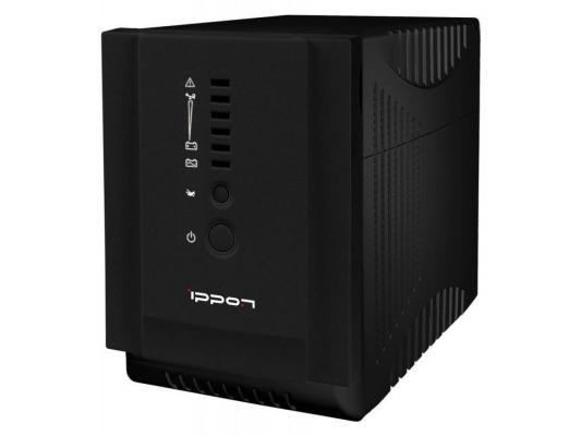 Источник бесперебойного питания Ippon Smart Power Pro 2000 black