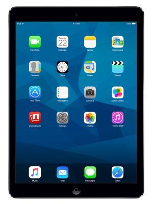 iPad Air Wi-Fi Cellular 16GB Space Gray (MD791RU/A)