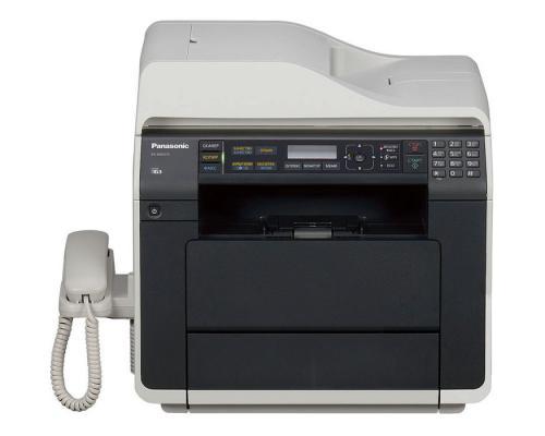 МФУ Panasonic лазерное KX-MB2270RU  (принтер/сканер/копир/факс, автоподатчик, сеть)