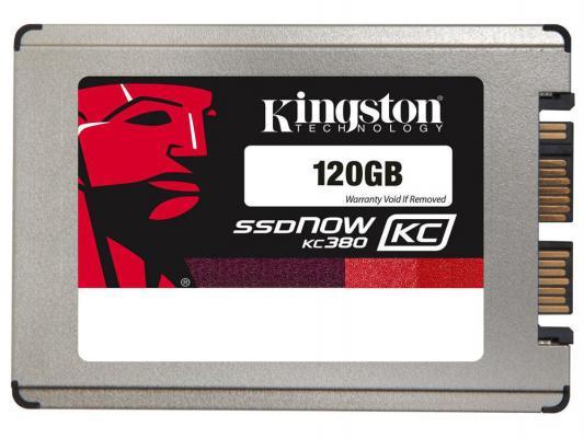 """1,8"""" Твердотельный накопитель SSD 120Gb Kingston (SKC380S3/120G) SATA III"""