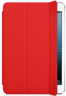 Чехол-книжка Apple Smart Cover для iPad Air красный MF058ZM/A