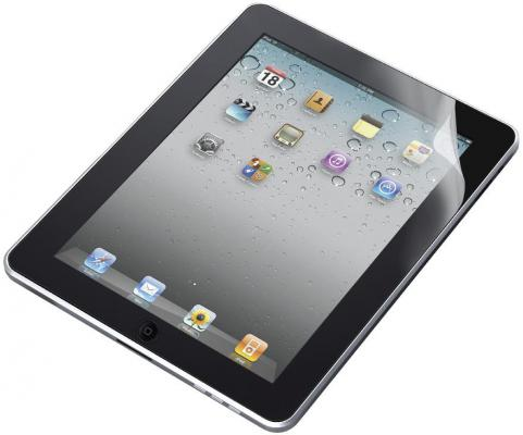Защитная плёнка суперпрозрачная Lux Case - для iPad Air iPad Air 2