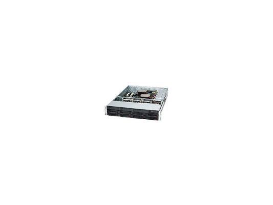 Серверный корпус 2U Supermicro CSE-825TQ-563LPB 560 Вт чёрный