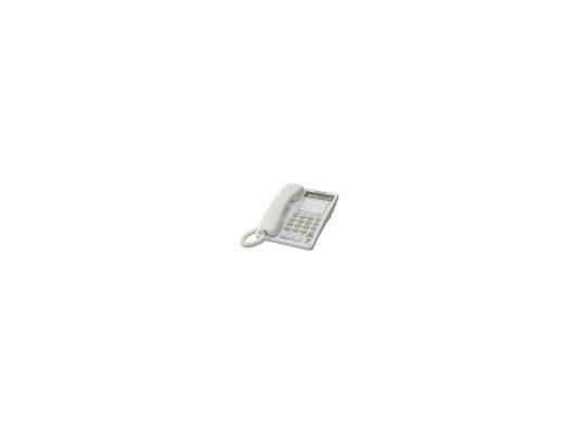 Телефон Panasonic KX-TS2368RUW белый