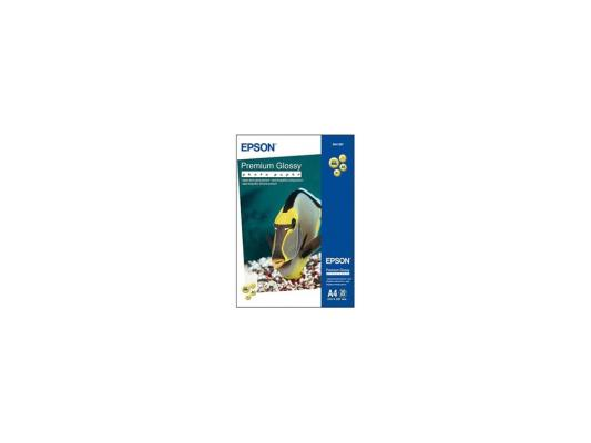 Фотобумага Epson 20л. глянцевая (C13S041287) epson фотобумага струйная печатная бумага
